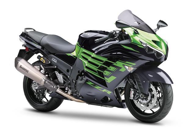 2020 ZZR1400 Performance Sport