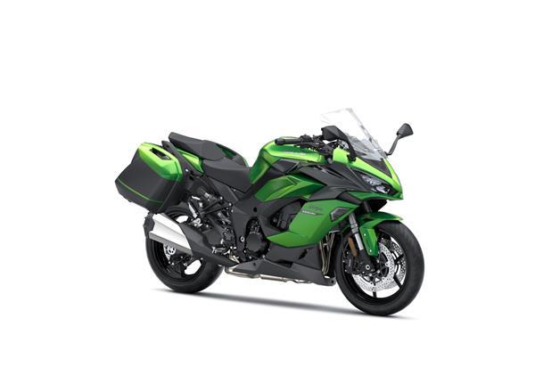 2020 Ninja 1000SX Tourer