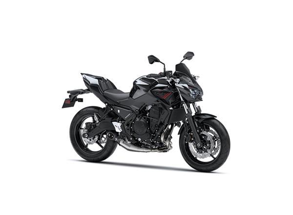 2021 Z650 Performance