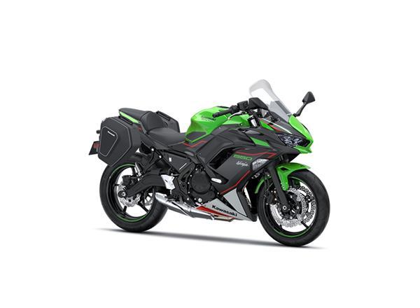 2021 Ninja 650 Tourer