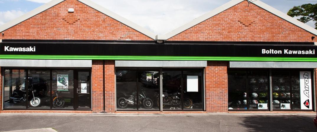Bolton Motorcycles Kawasaki Elite Dealer