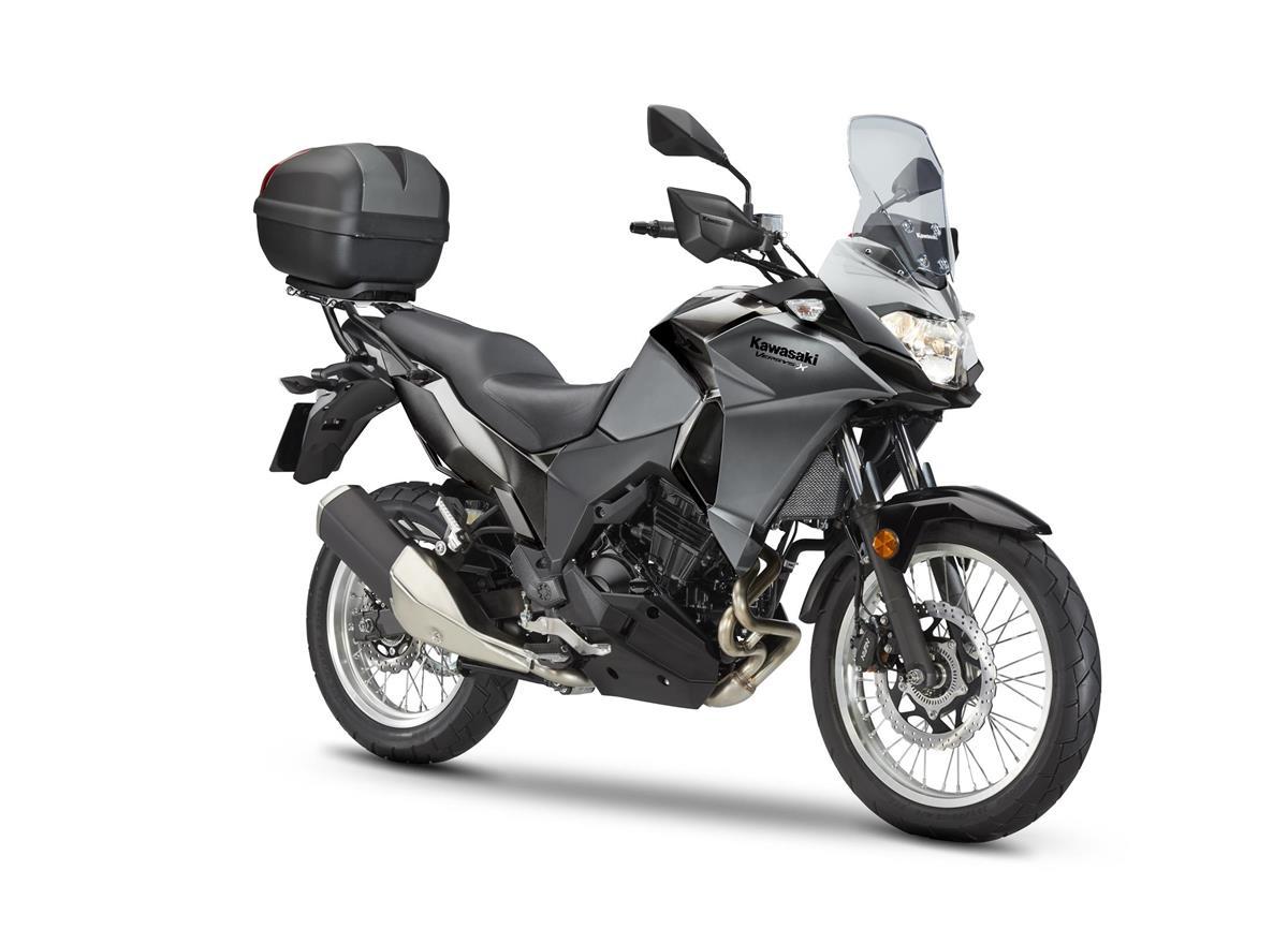2017 Versys-X 300 Urban - Image 1