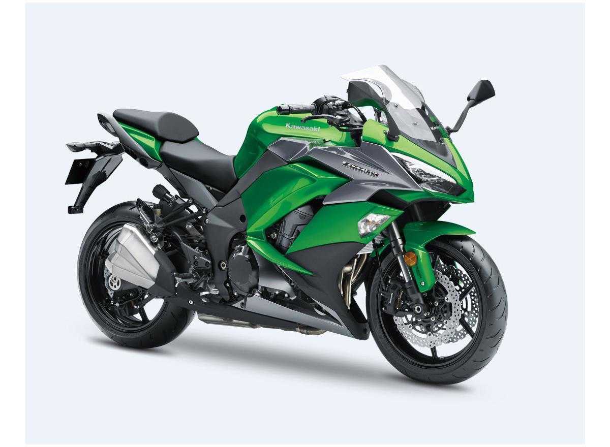 2018 Z1000SX ABS - Image 0