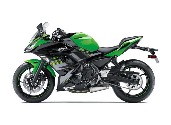 2018 Ninja 650 KRT Edition  - Image 1