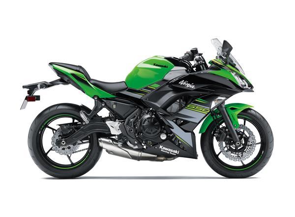 2018 Ninja 650 KRT Edition  - Image 2