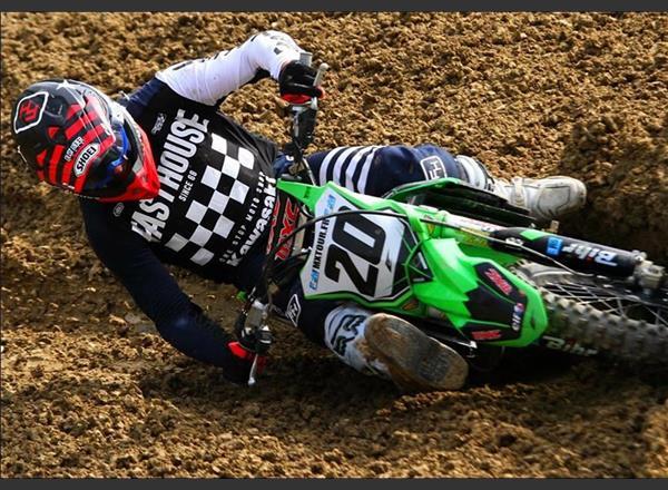 Team Green Kawasaki Confirm Greg Aranda for 2019 Arenacross Squad