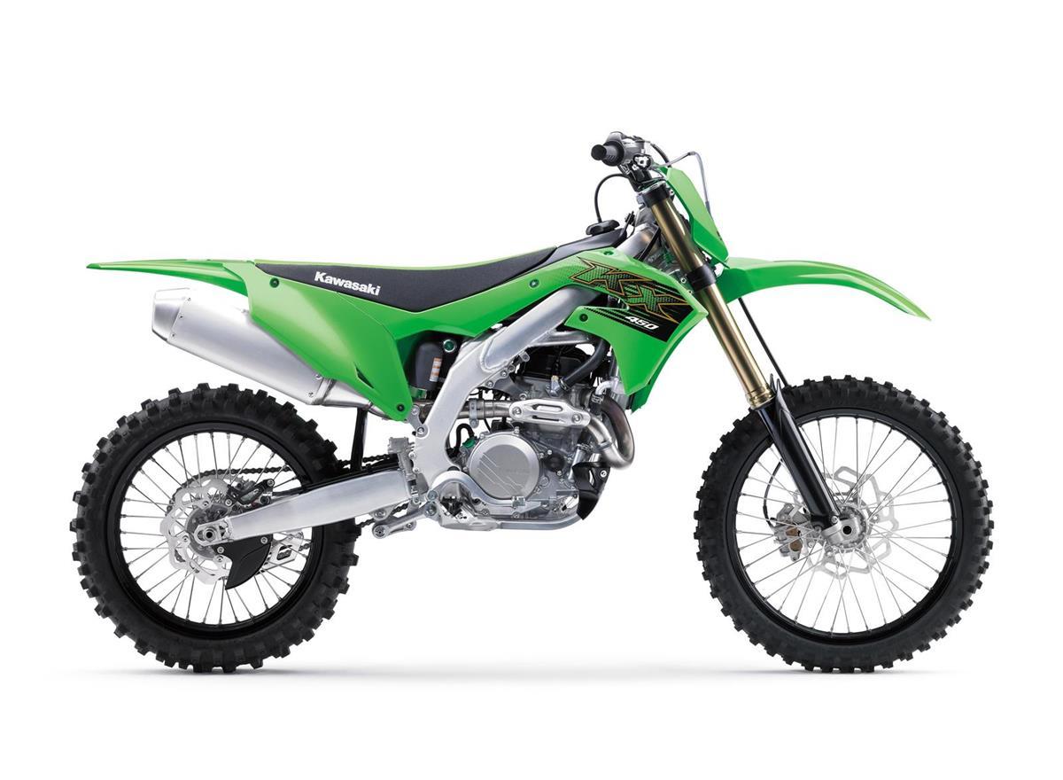 2020 KX450 - Image 1