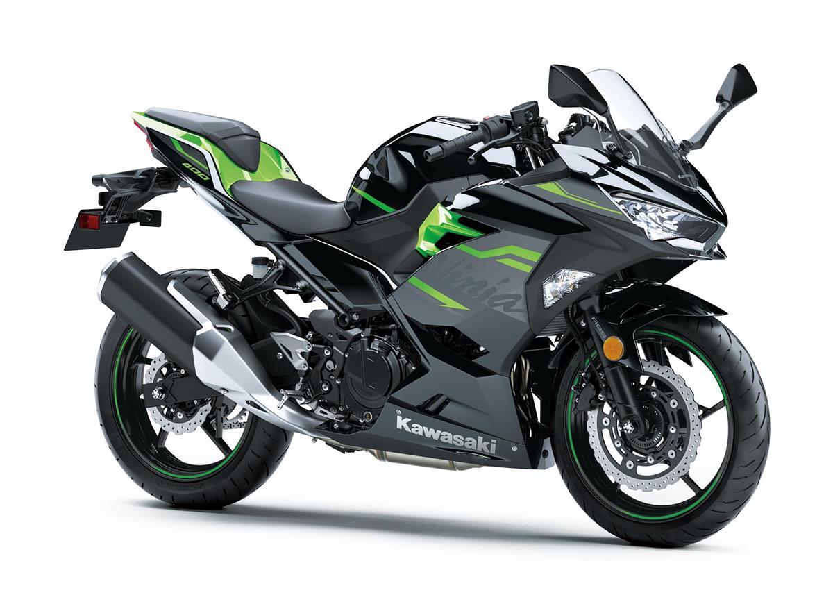 2020 Ninja 400 - Image 0