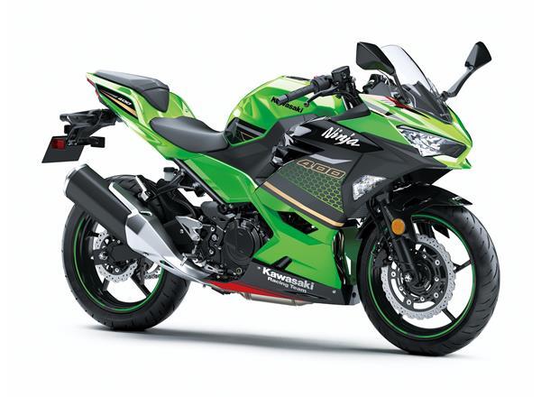 2020 Ninja 400 - Image 3