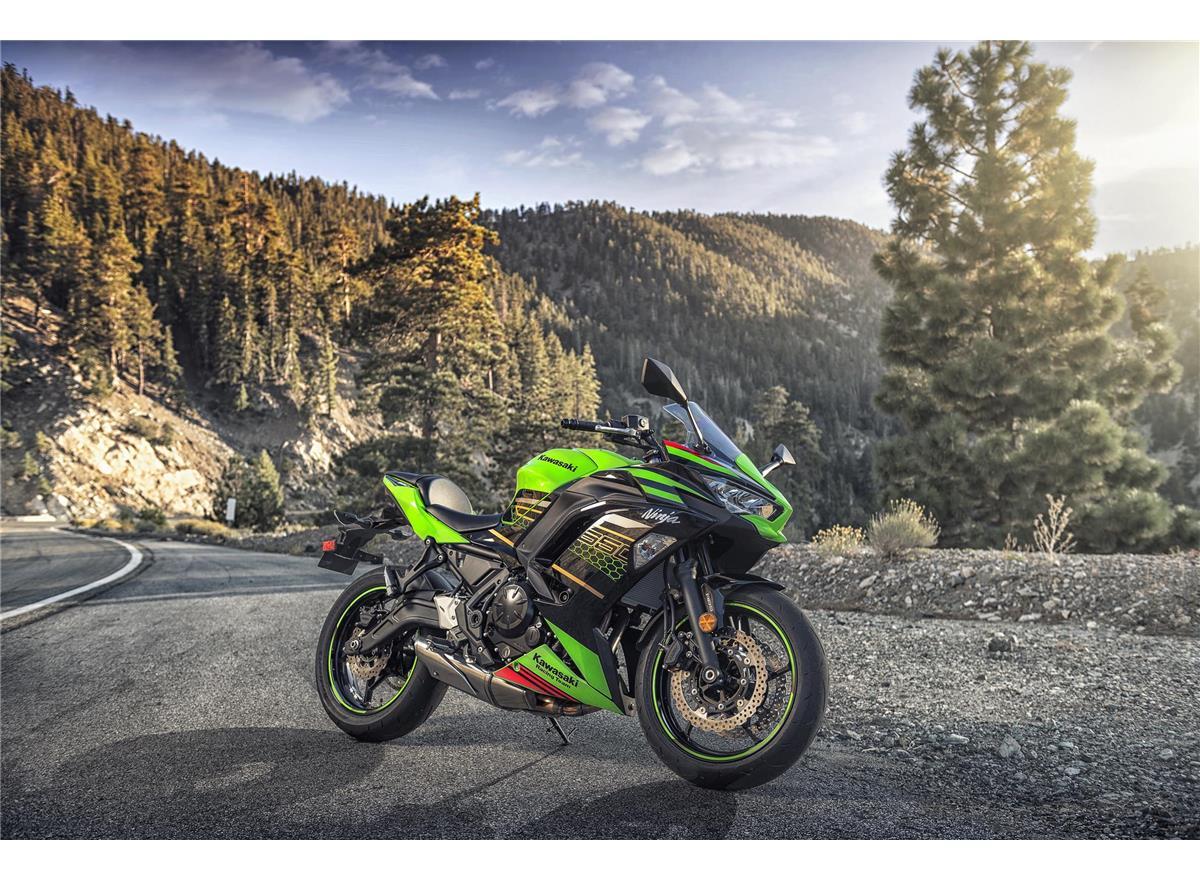 2020 Ninja 650 KRT Edition - Image 14
