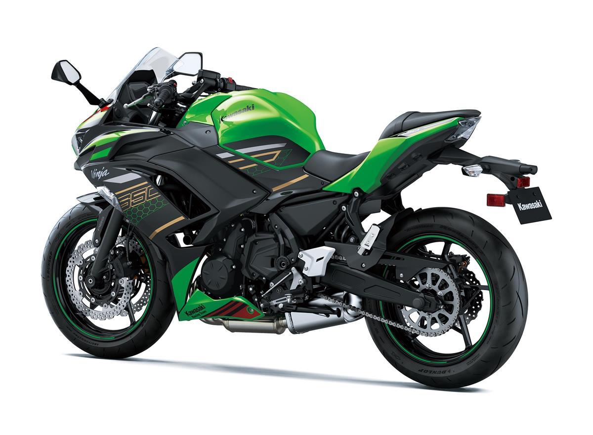 2020 Ninja 650 KRT Edition - Image 1