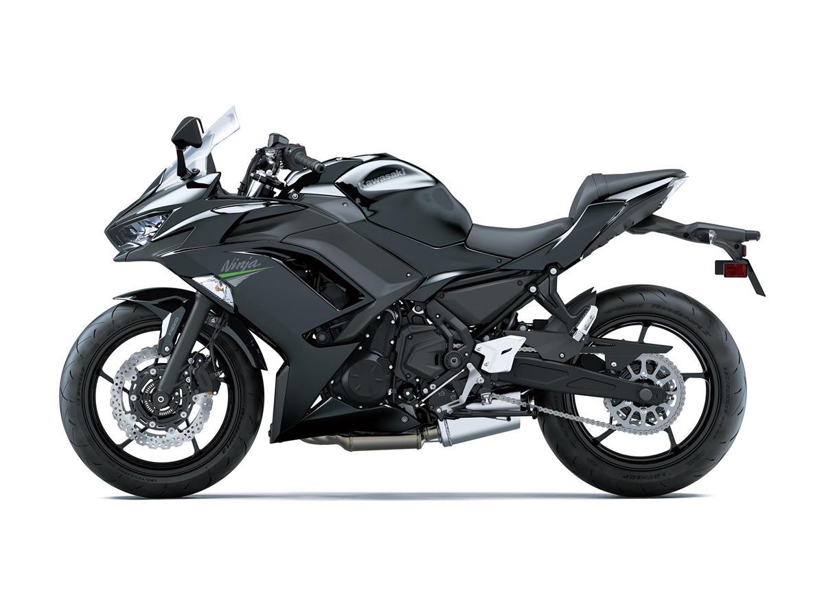 2020 Ninja 650 - Image 7