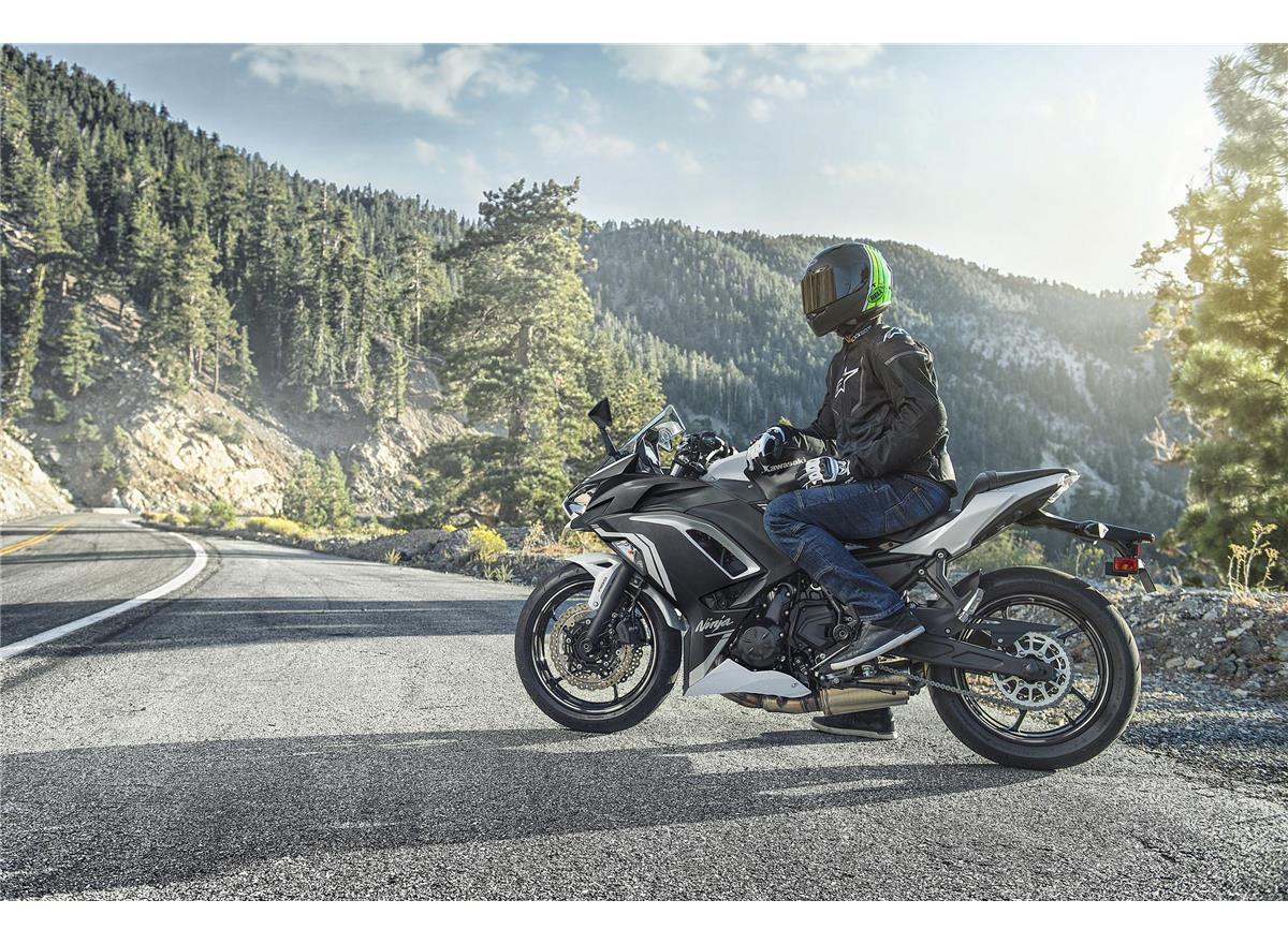 2020 Ninja 650 - Image 15
