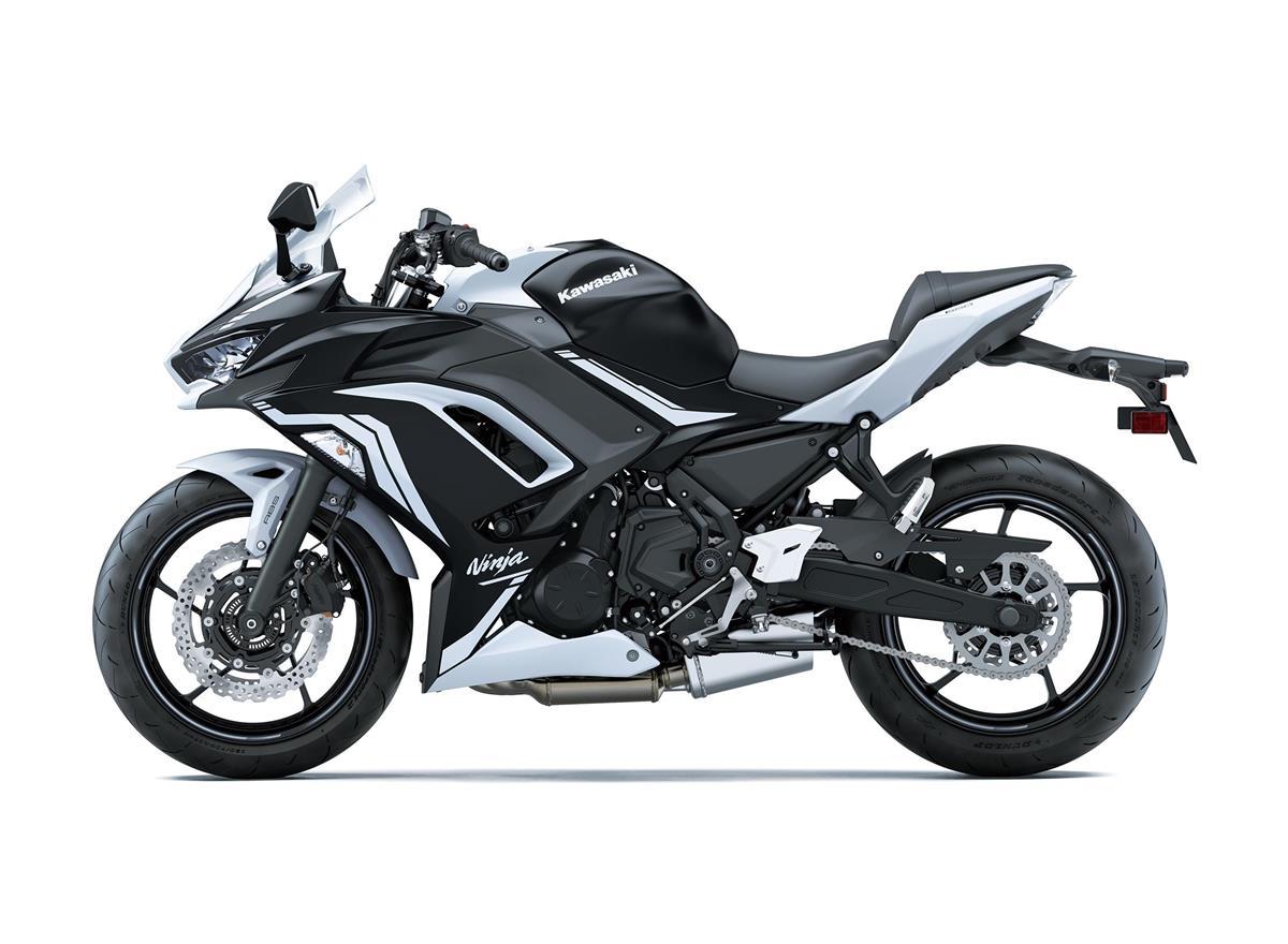 2020 Ninja 650 - Image 5