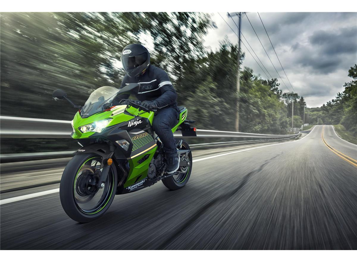 2020 Ninja 400 - Image 8