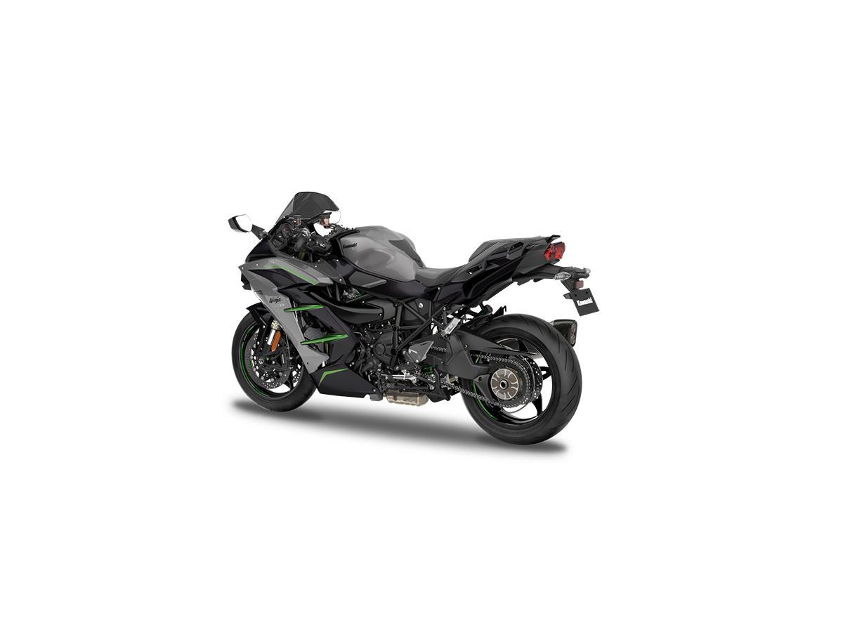 2020 Ninja H2 SX SE Performance Edition - Image 1