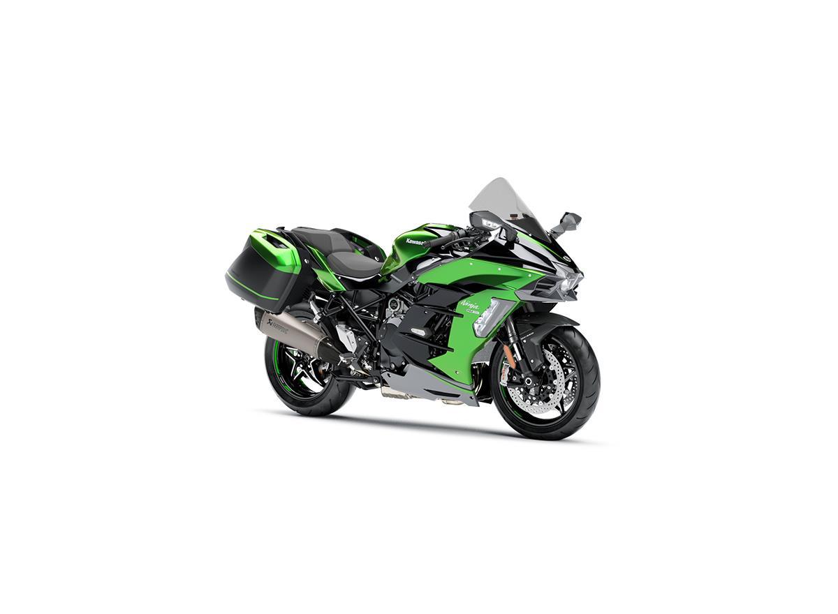 2020 Ninja H2 SX SE + Performance Tourer - Image 0
