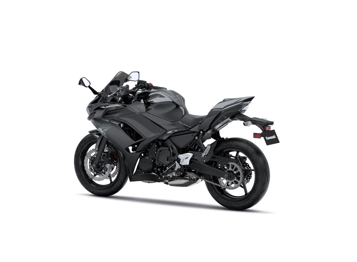 2020 Ninja 650 Performance - Image 1