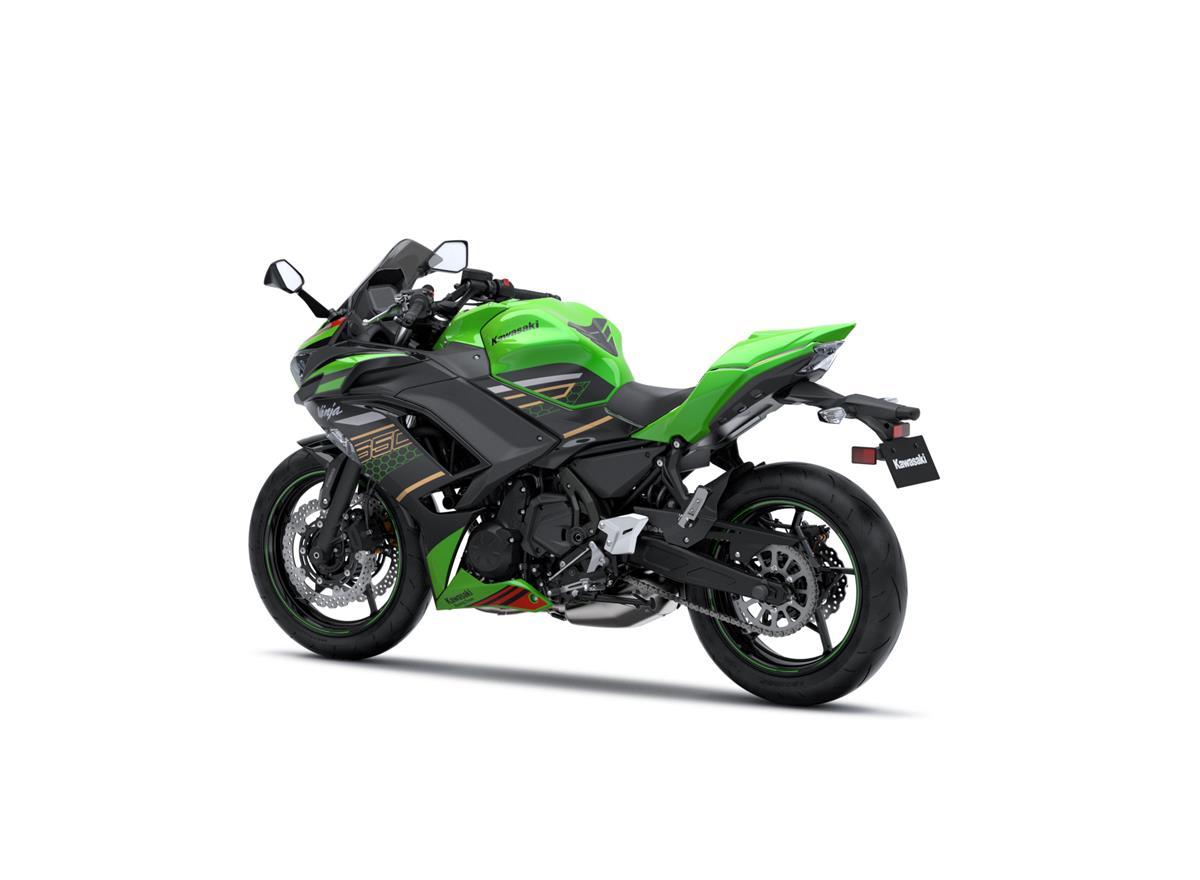 2020 Ninja 650 Performance - Image 3