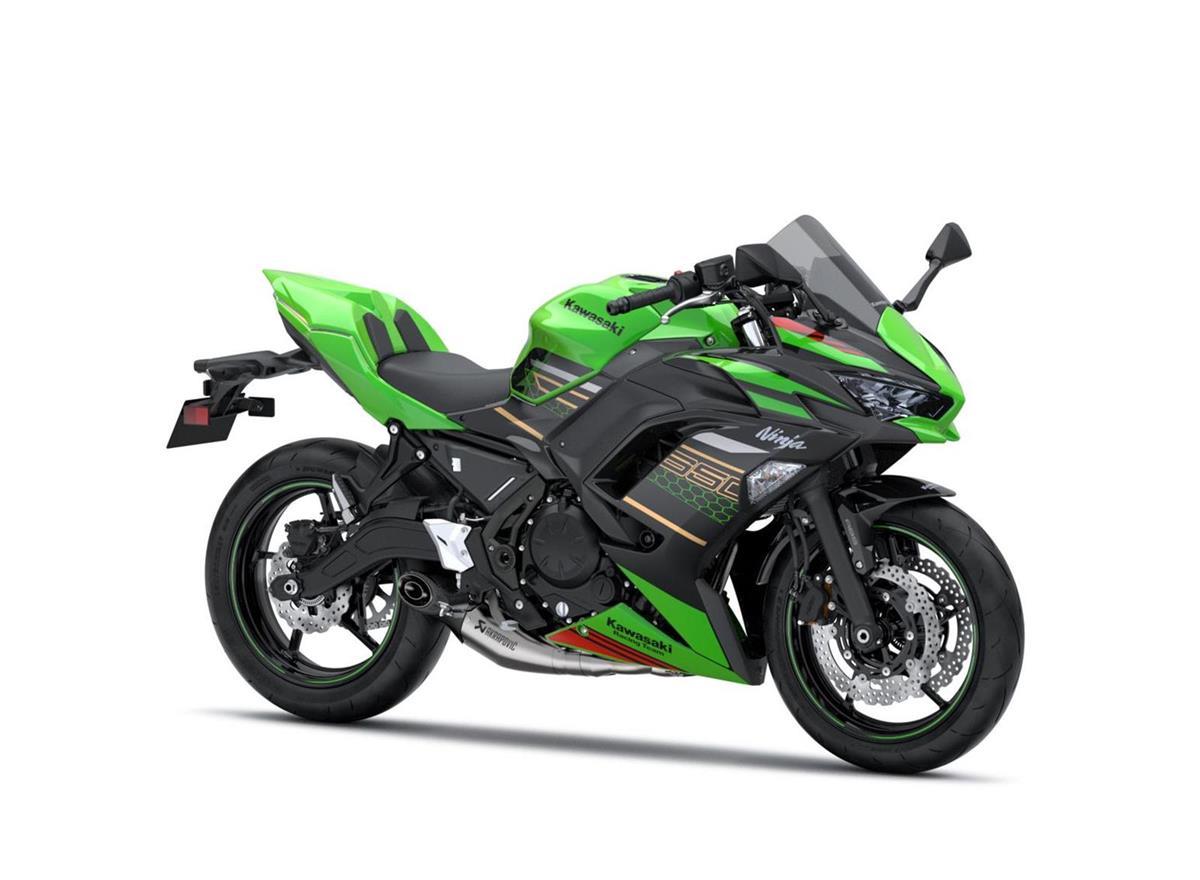 2020 Ninja 650 Performance - Image 2