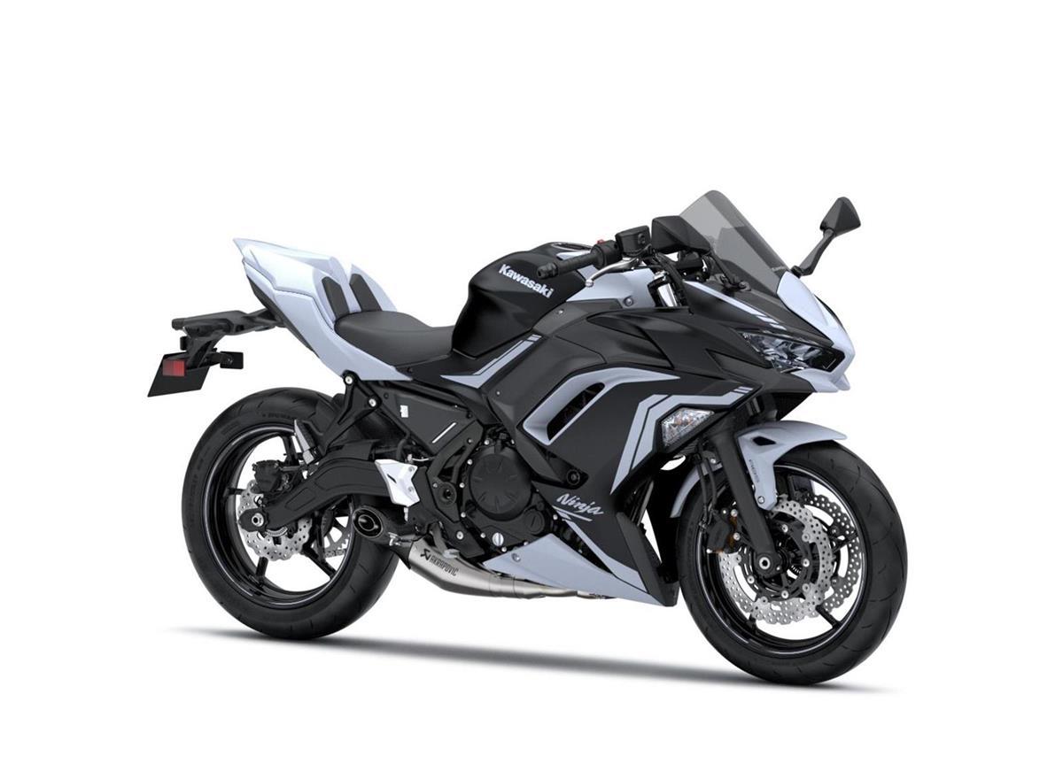 2020 Ninja 650 Performance - Image 4