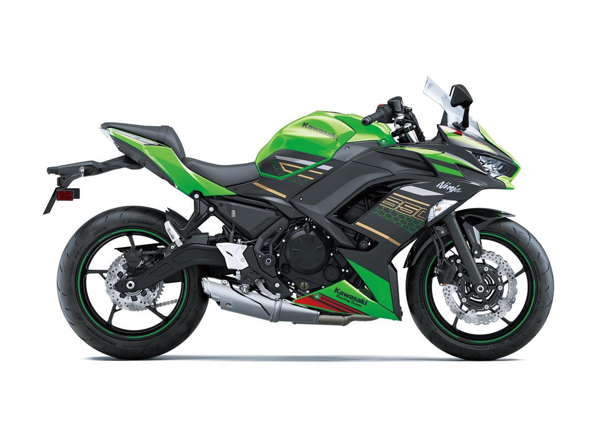2020 Ninja 650 - Image 1