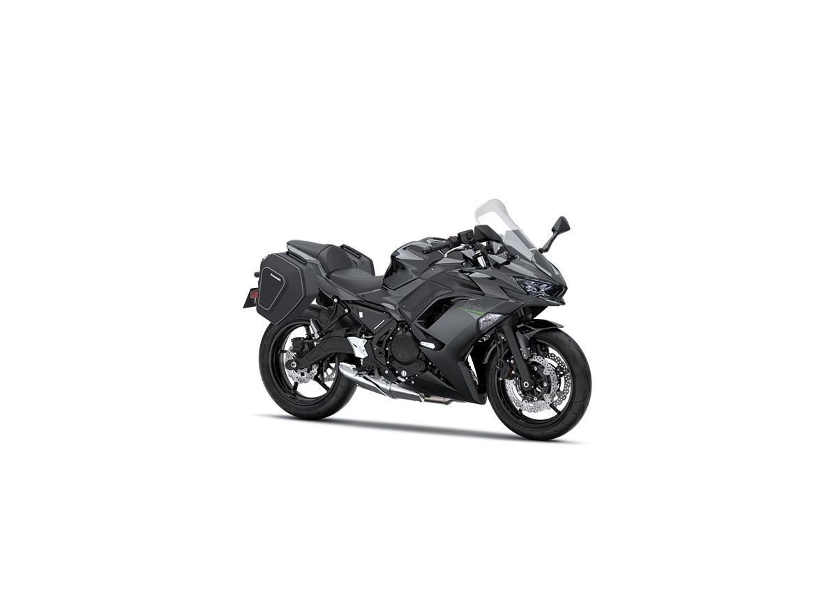 2021 Ninja 650 Tourer - Image 1