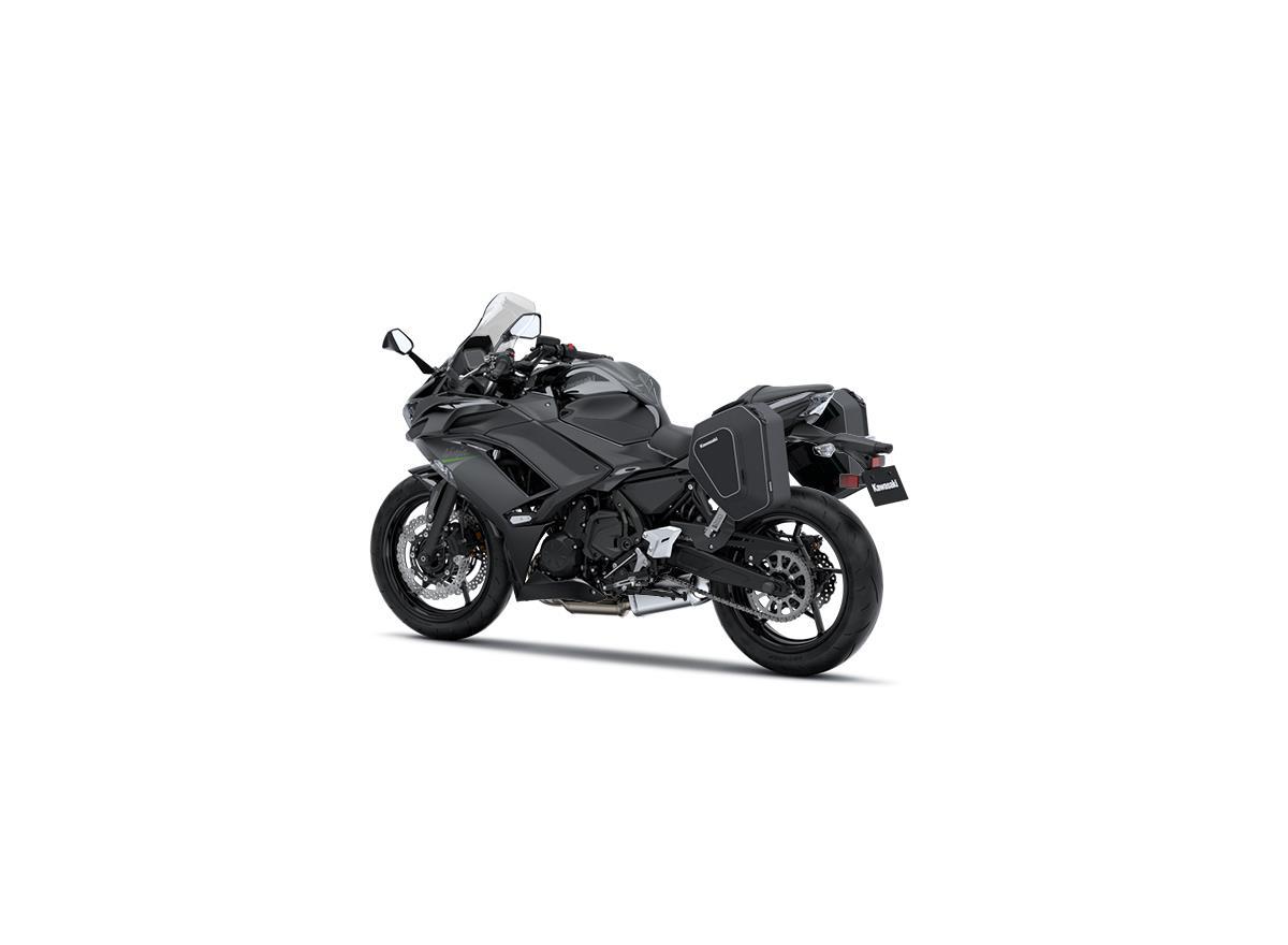 2021 Ninja 650 Tourer - Image 2