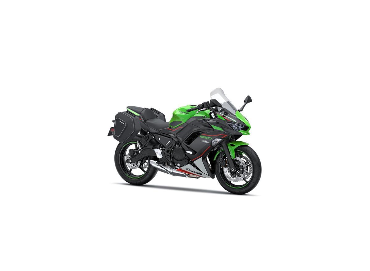 2021 Ninja 650 Tourer - Image 0