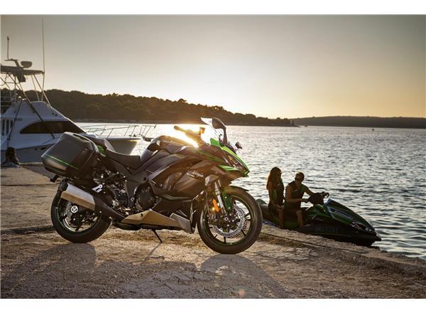 Ninja 1000SX Sport Touring story extends into 2022