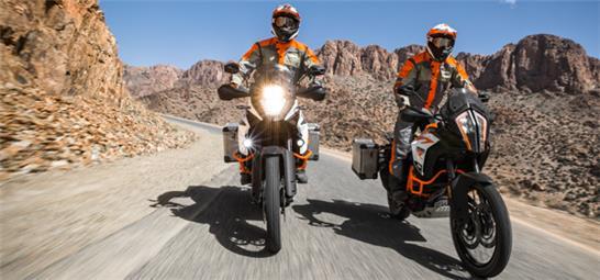 KTM's Next Adventure