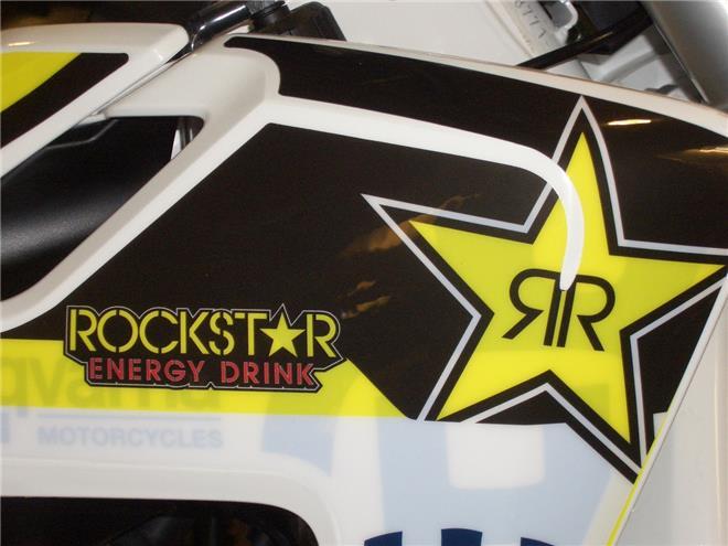 2017 Husqvarna TC65 Rockstar Factory Edition **BRAND NEW!** - Image 10