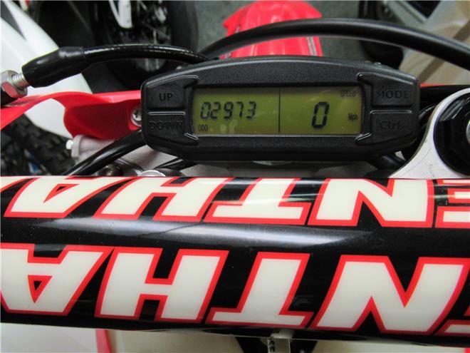 2016 Honda CRF450R E - Enduro spec bike - Image 3
