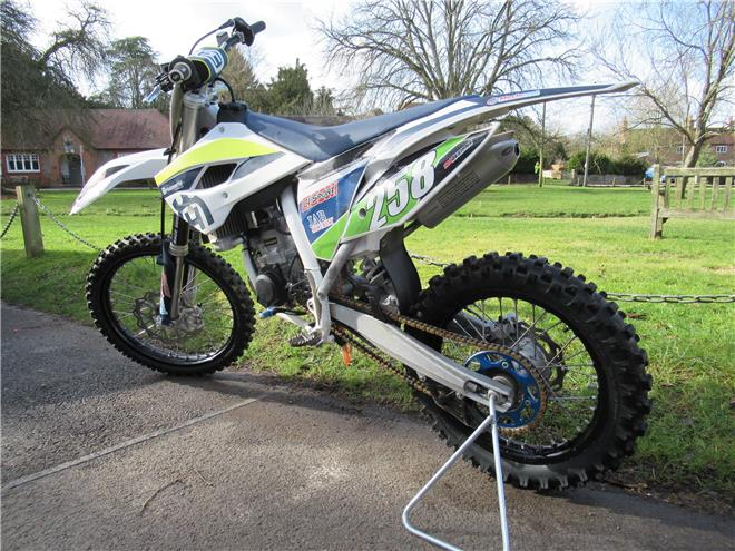 2017 Husqvarna TC85 Big Wheel (19/16) - 2-stroke MX - Image 6