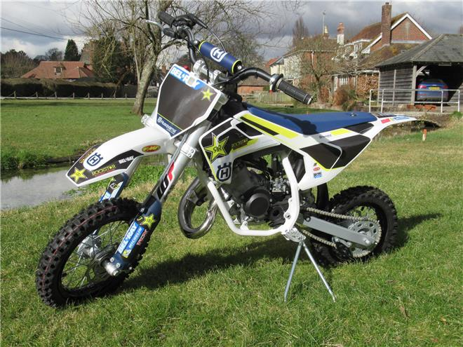 2017 Husqvarna TC50 Factory Rockstar Edition - BRAND NEW!! - Image 1