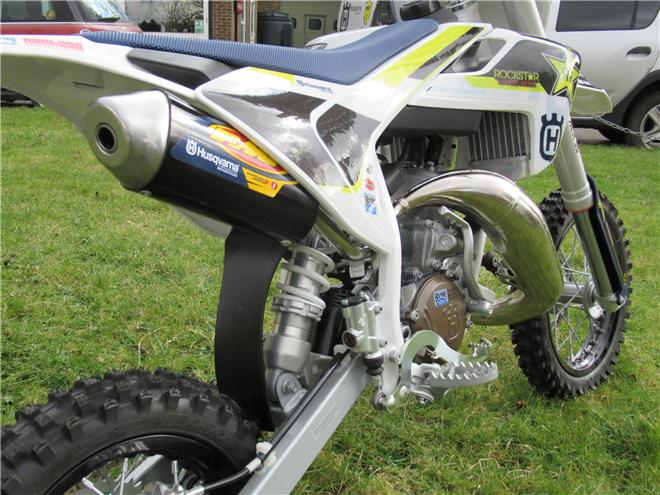 2017 Husqvarna TC50 Factory Rockstar Edition - BRAND NEW!! - Image 2
