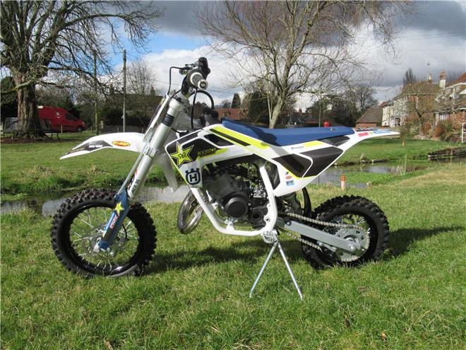 2017 Husqvarna TC50 Factory Rockstar Edition - BRAND NEW!! - Image 3
