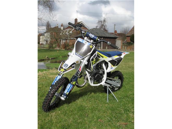 2017 Husqvarna TC50 Factory Rockstar Edition - BRAND NEW!! - Image 5