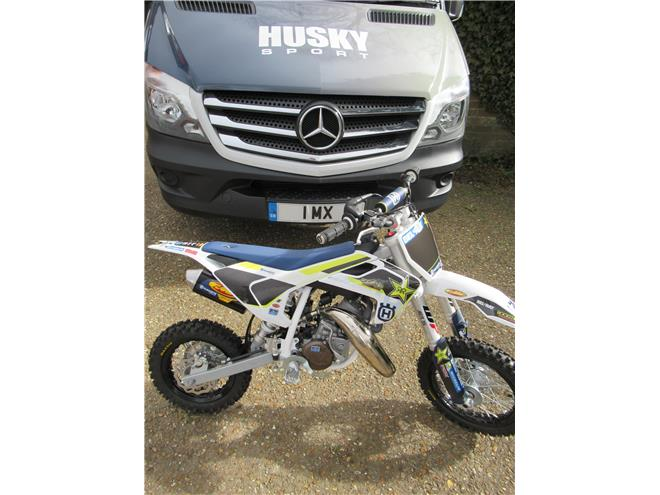 2017 Husqvarna TC50 Factory Rockstar Edition - BRAND NEW!! - Image 9