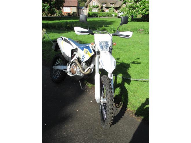 2015 Husqvarna FE450 - 4-Stroke Enduro/Green-Lane bike - Image 2