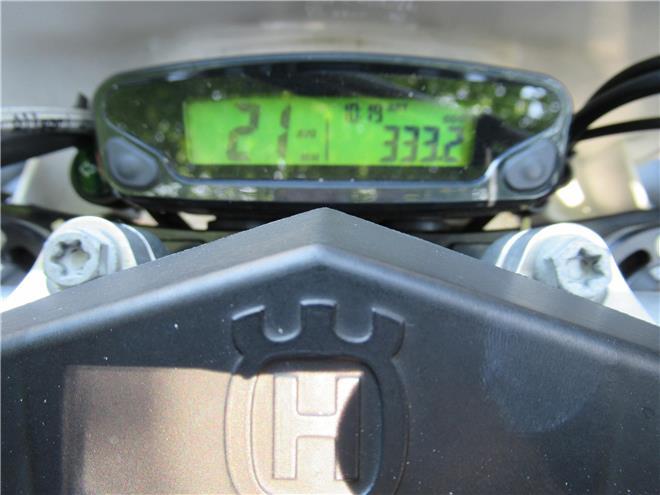 2015 Husqvarna FE450 - 4-Stroke Enduro/Green-Lane bike - Image 9