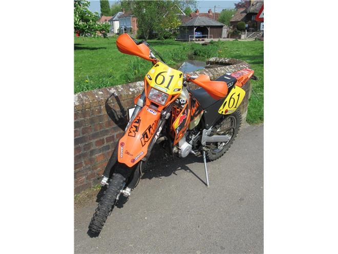 2002 KTM 400 EXC-F - Image 2