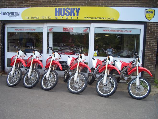 Honda CRF250X-RL - Road Legal, Registered Trail Bike.  CHOICE OF 3 REMAINING!! - Image 0