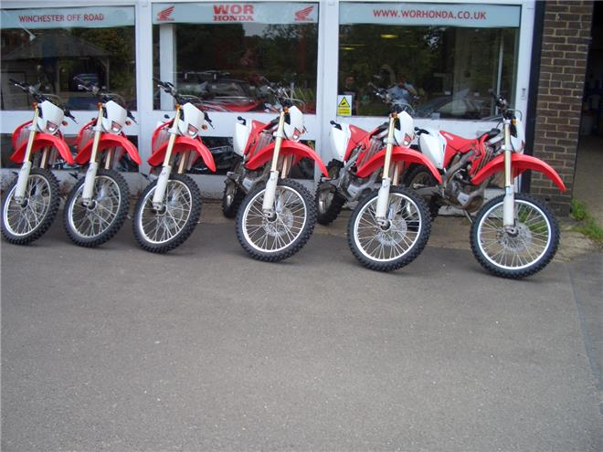 Honda CRF250X-RL - Road Legal, Registered Trail Bike.  CHOICE OF 3 REMAINING!! - Image 1