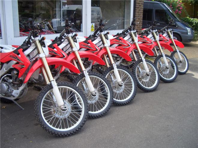 Honda CRF250X-RL - Road Legal, Registered Trail Bike.  CHOICE OF 3 REMAINING!! - Image 2