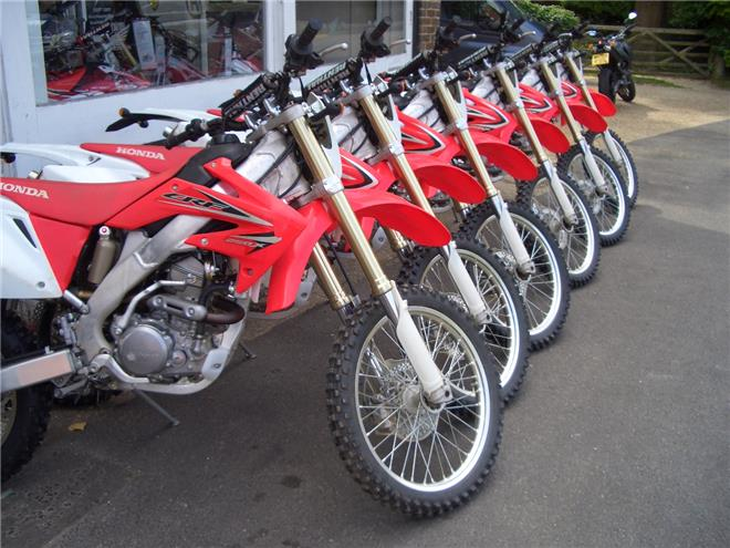 Honda CRF250X-RL - Road Legal, Registered Trail Bike.  CHOICE OF 3 REMAINING!! - Image 3