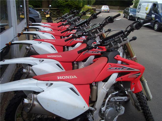 Honda CRF250X-RL - Road Legal, Registered Trail Bike.  CHOICE OF 3 REMAINING!! - Image 4