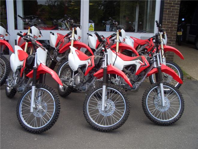 Honda CRF250X-RL - Road Legal, Registered Trail Bike.  CHOICE OF 3 REMAINING!! - Image 5