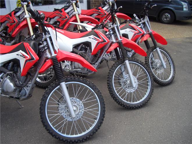 Honda CRF250X-RL - Road Legal, Registered Trail Bike.  CHOICE OF 3 REMAINING!! - Image 6
