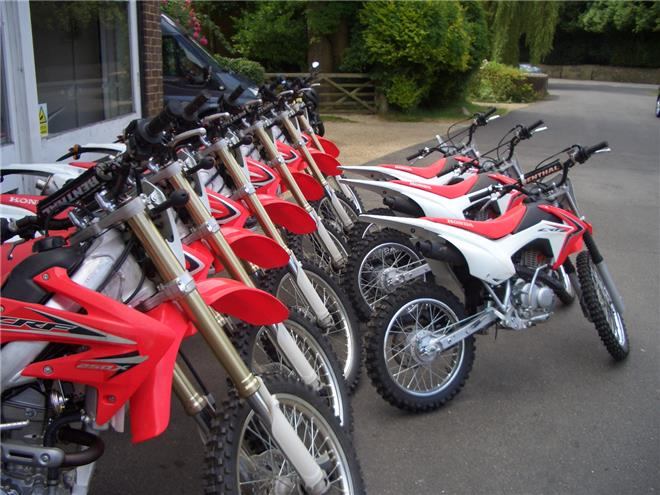 Honda CRF250X-RL - Road Legal, Registered Trail Bike.  CHOICE OF 3 REMAINING!! - Image 8